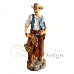 Figura dekoracyjna Kowboj