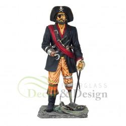 Figura dekoracyjna Captain Hook 2