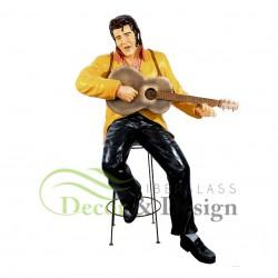 Figura dekoracyjna Elvis