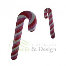 Figura dekoracyjna Świąteczny cukierek