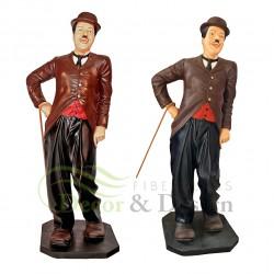 Figura dekoracyjna Chaplin