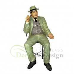 Figura dekoracyjna Al Capone