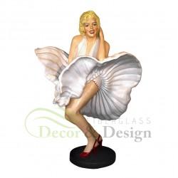Figura dekoracyjna Marylin Monroe