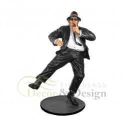 Figura dekoracyjna Blues Brother 2