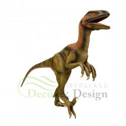 Figura dekoracyjna Dinosaur Deinonychus 2