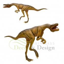 Figura dekoracyjna Dinosaur Coelophysis