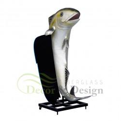 Figura dekoracyjna Ryba z menu