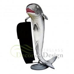 Figura dekoracyjna Ryba 2 z Menu