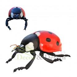 Decorative figure Statue Ladybug