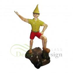 Figura dekoracyjna Pinokio
