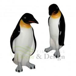 Figura dekoracyjna Pingwin mały