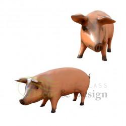 Figura dekoracyjna Świnia