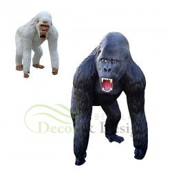 Decorative figure Statue Gorilla