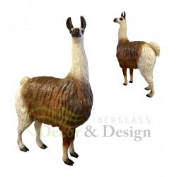 Figura dekoracyjna Lama