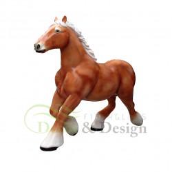 Figura dekoracyjna Koń 4