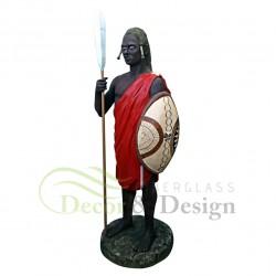 Figura dekoracyjna Masaj