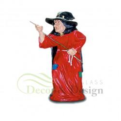Figura dekoracyjna Wiedźma