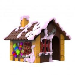 Figura dekoracyjna Domek z piernika