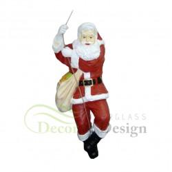 Figura dekoracyjna Mikołaj