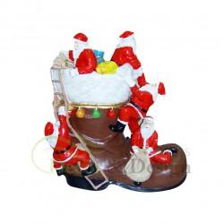 Figura dekoracyjna But Świąteczny