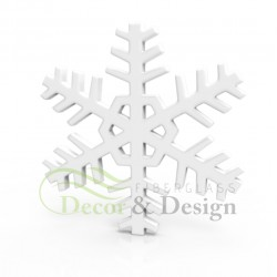 Figura dekoracyjna Płatek śniegu