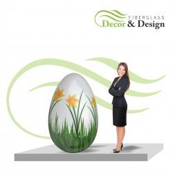 Figure décorative oeufs de Pâques XXXL 150 CM
