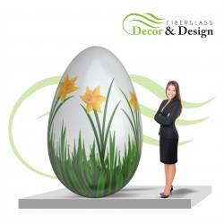 Figure décorative oeufs de Pâques 2M 220 CM