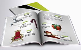 Katalog Makiety Reklamowe - inne boze narodzenie