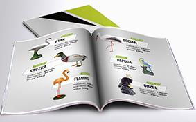Katalog Makiety Reklamowe - bajka