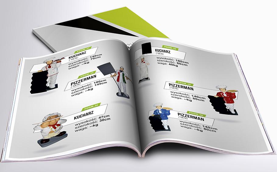 Katalog Makiety Reklamowe - Kucharze