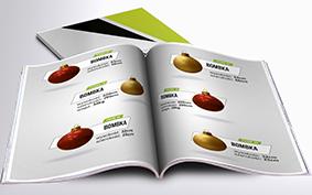 Katalog Makiety Reklamowe - bombki