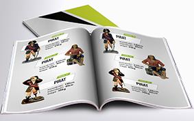 Katalog Makiety Reklamowe - Piraci