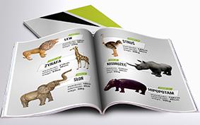 Katalog Makiety Reklamowe - safari